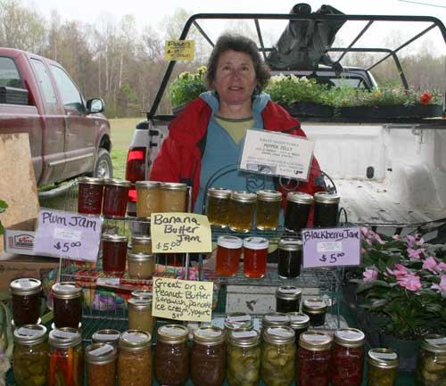Amy Sugg of Bonlee Grown Farm