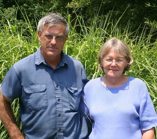 Bobby and Vicki Roberson