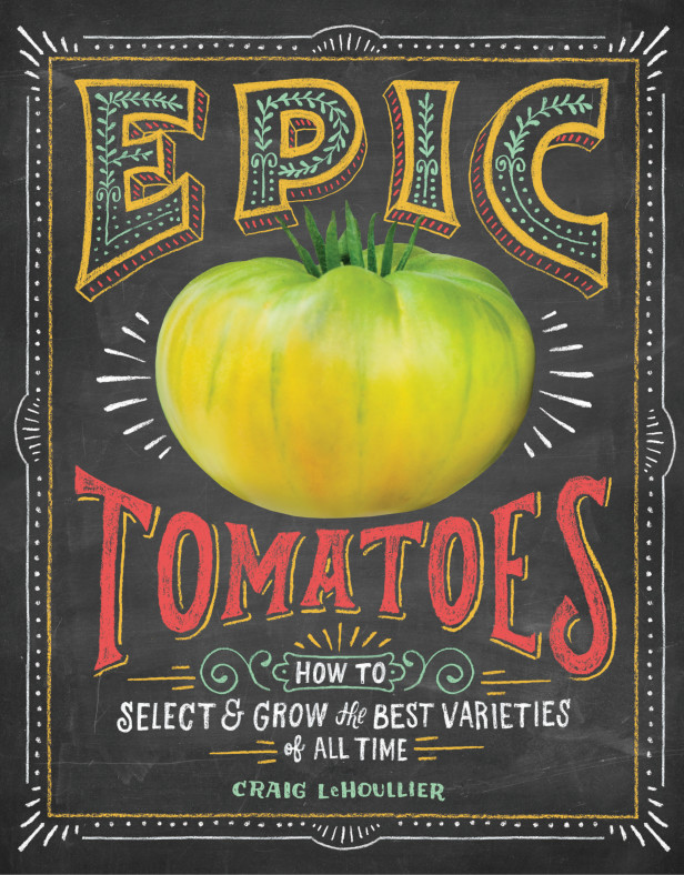 Epic tomatoes flyer