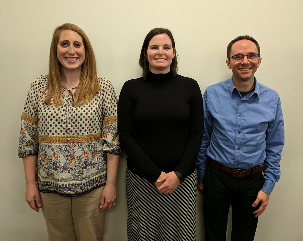 Chatham County Cooperative Extension's new team members image