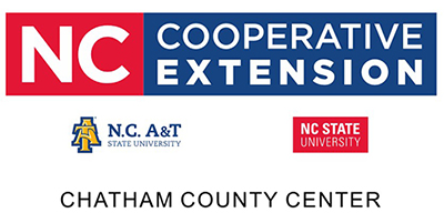 N.C. Cooperative Extension, Chatham County Center logo