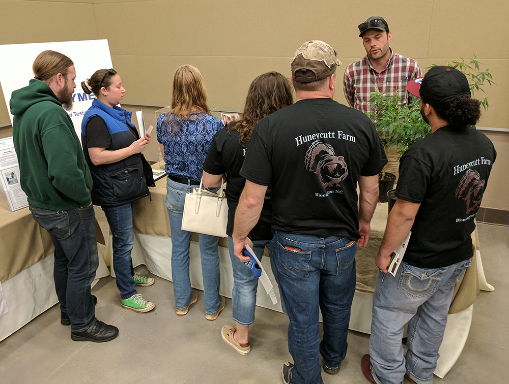 2018 Chatham County Industrial Hemp Workshop.