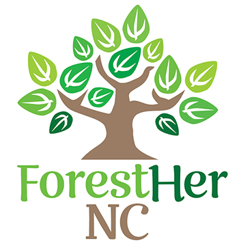 ForestHer NC tree logo